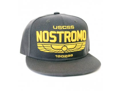 casquette snapback alien uscss nostromo equipage