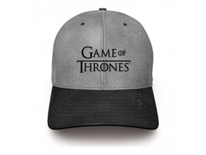 game of thrones cap logo cap