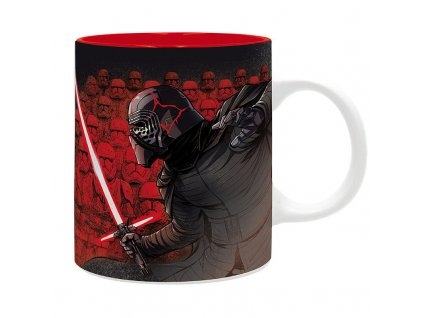 star wars mug 320 ml first order e9 subli