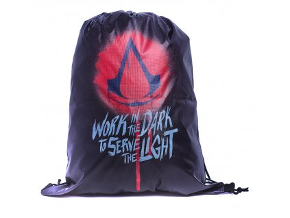 Assassin's Creed Legacy Gym Bag 001