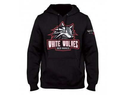 the witcher sweatshirt school of the wolf