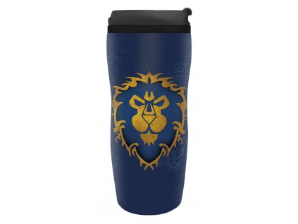 world of warcraft travel mug alliance1