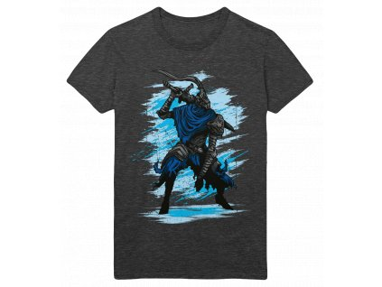 TS103DS Sir Artorias T Shirt FRONT