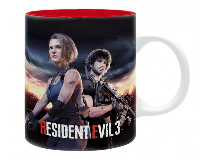 resident evil mug 320 ml re 3 remake subli with boxx2