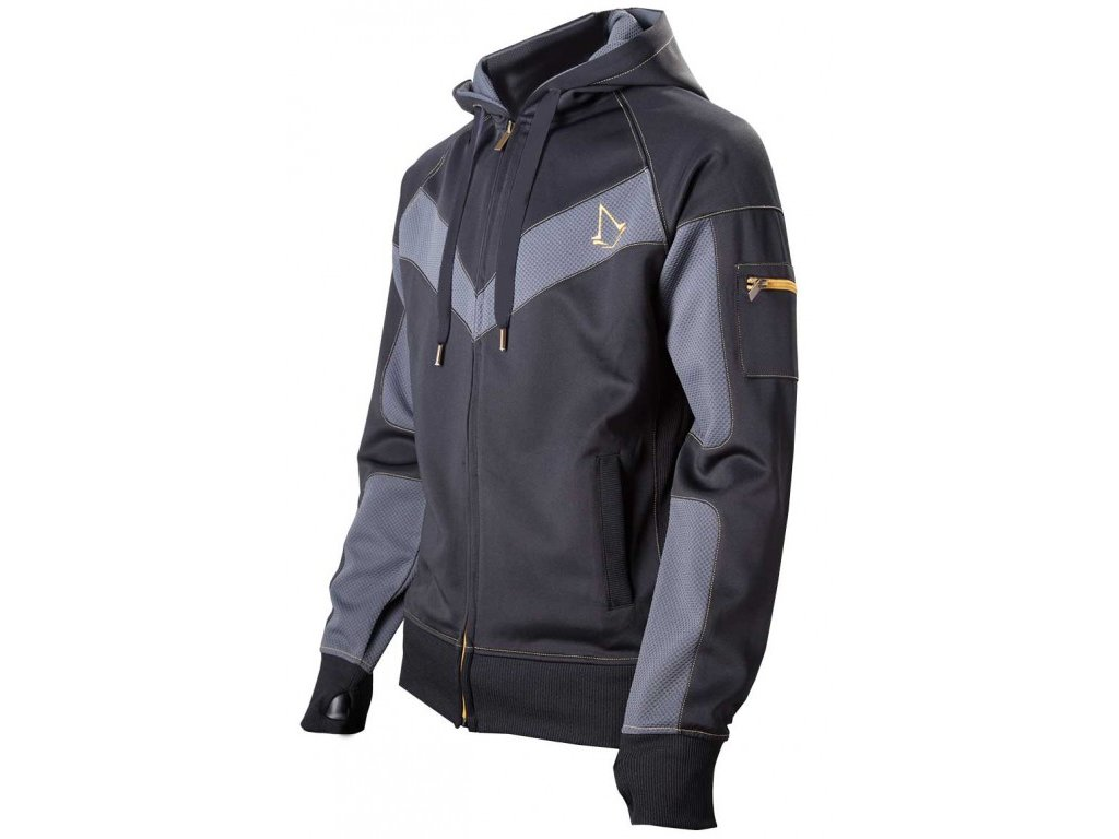 Assassins Creed Syndicate Bluza - Parkour with Logo (Velikost XL)