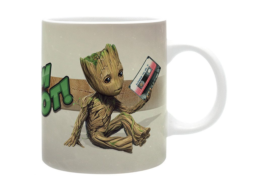 2330 marvel kubek i am groot