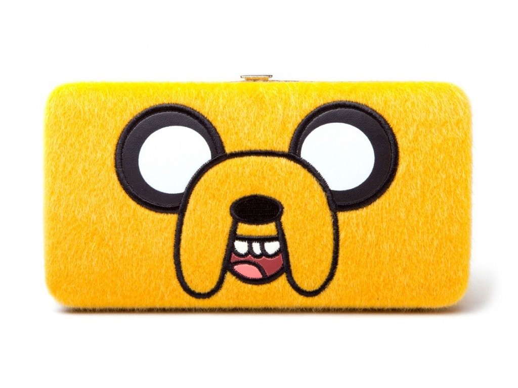 2867 adventure time damski portfel jake