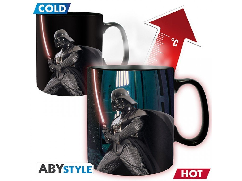 2957 star wars kubek heat change darth vader
