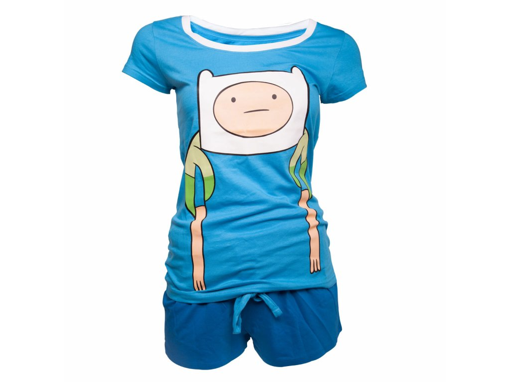 Adventure Time Finn. Female Shortama