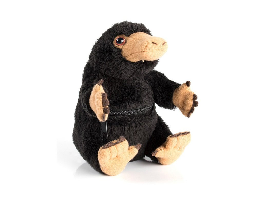 fantastic beasts niffler purse plush