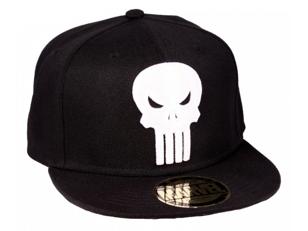the punisher marvel cap punisher logo