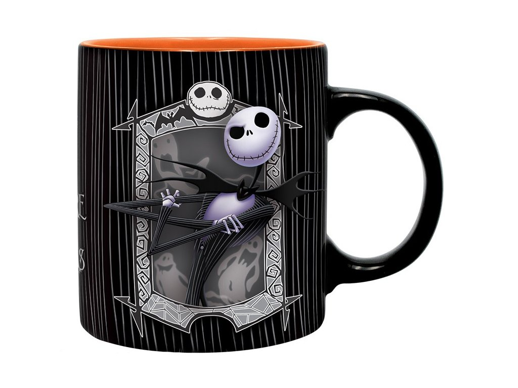 nightmare before xmas mug 320 ml jack zero box x2