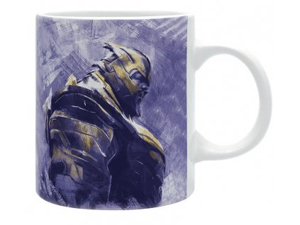 marvel mug 320 ml thanos subli matte x2