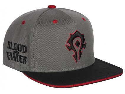 1022 world of warcraft czapka z daszkiem blood and thunder