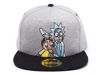 1853 rick and morty czapka z daszkiem open your eyes
