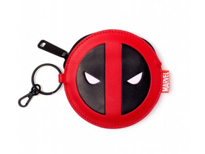 2042 deadpool portfel coin purse