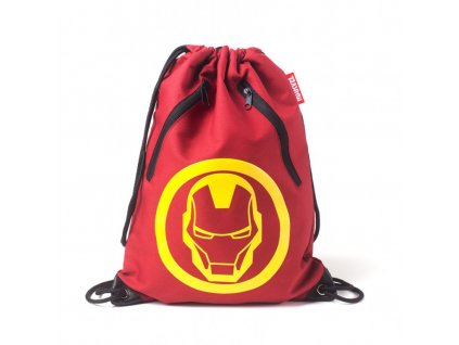 2078 iron man gymbag