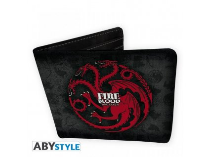 2249 game of thrones portfel targaryen