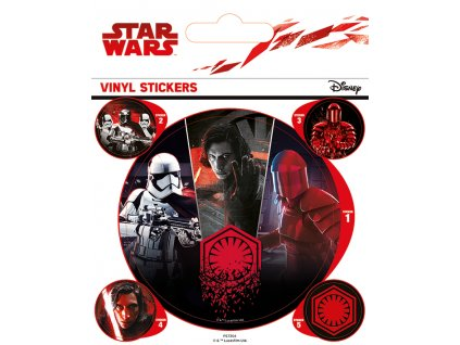 2420 star wars the last jedi naklejki first order