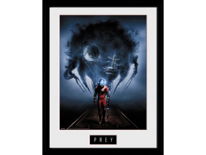 2558 prey plakat w ramce key art