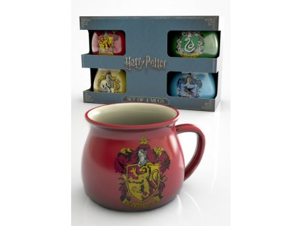 2627 harry potter zestaw upominkowy house crests