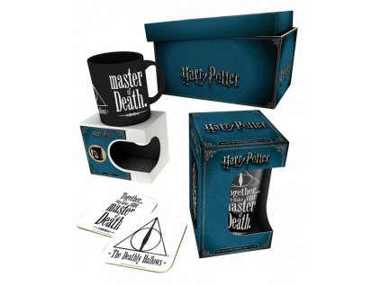 2645 harry potter zestaw upominkowy deathly hallows