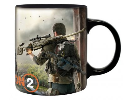 the division mug 320 ml capitol subli with box x2