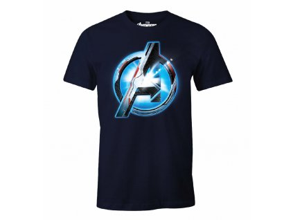 preorder avengers marvel t shirt avengers optic logo 1