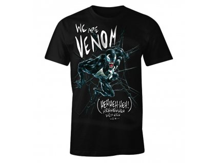 preorder venom marvel t shirt we are venom