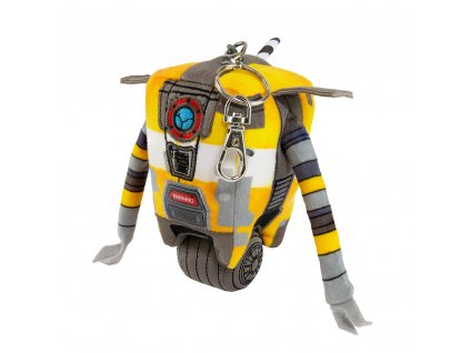 Borderlands Claptrap Keyring NS 01