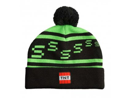 minecraft beanie creeper tnt