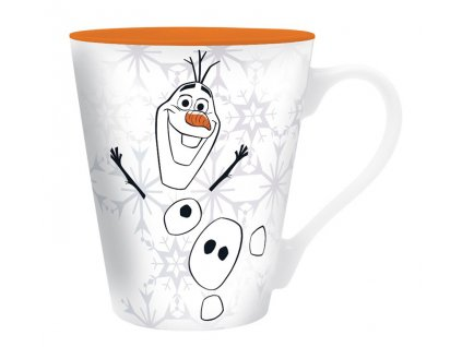 disney mug 250 ml frozen 2 olaf box x2