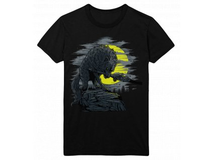 TS101DS Great Grey Wolf Sif T Shirt FRONT