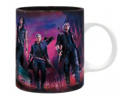 devil may cry mug 320 ml dmc 5 group subli with box x2