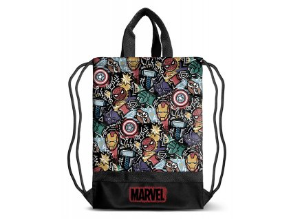 7172 marvel freetime gymbag