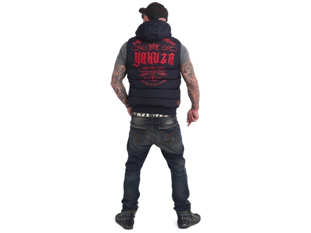 Yakuza Ink. - vesta Felt Logo 16053 marine