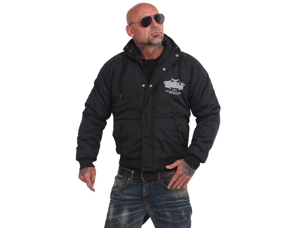 Yakuza Ink. - zimní bunda 893 Command 16055 schwarz