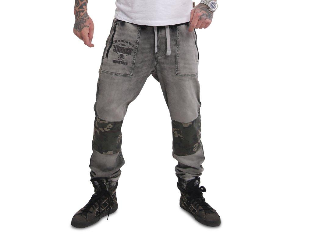 Yakuza Ink. - sport jeans Turnt 16069 camo