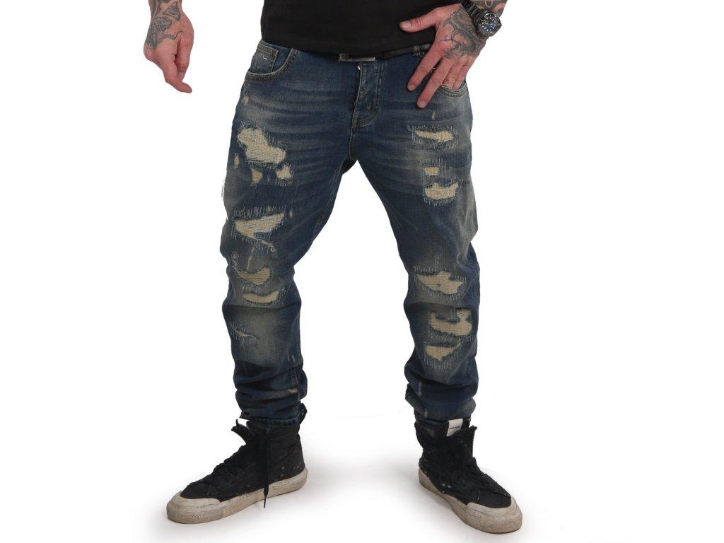 Yakuza Ink. - jeans 420 Straight 17058