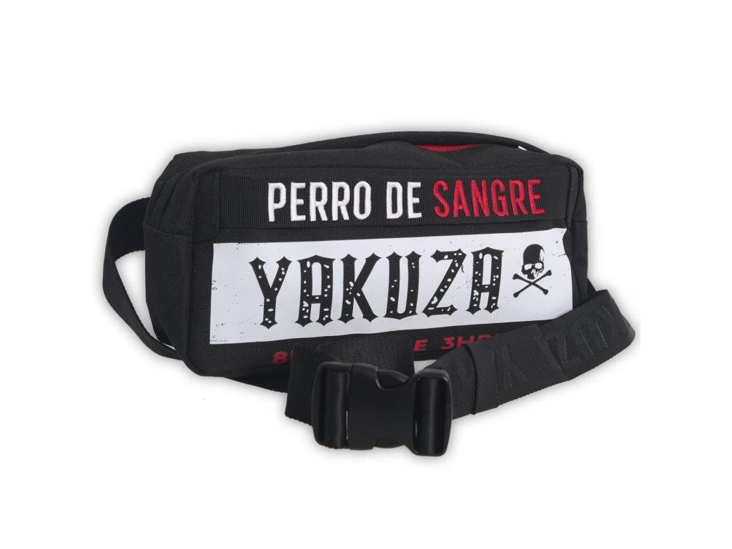 Yakuza Ink. - ledvinka Sangre 16307 schwarz