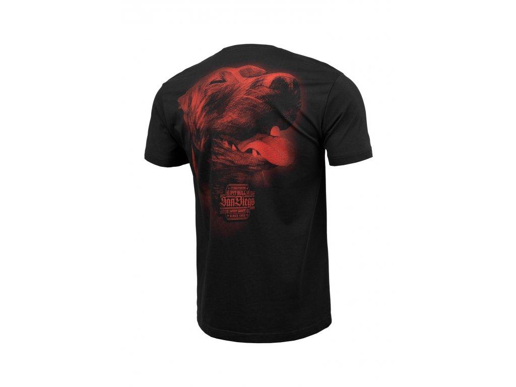 pit bull koszulka san diego iv czarny 81