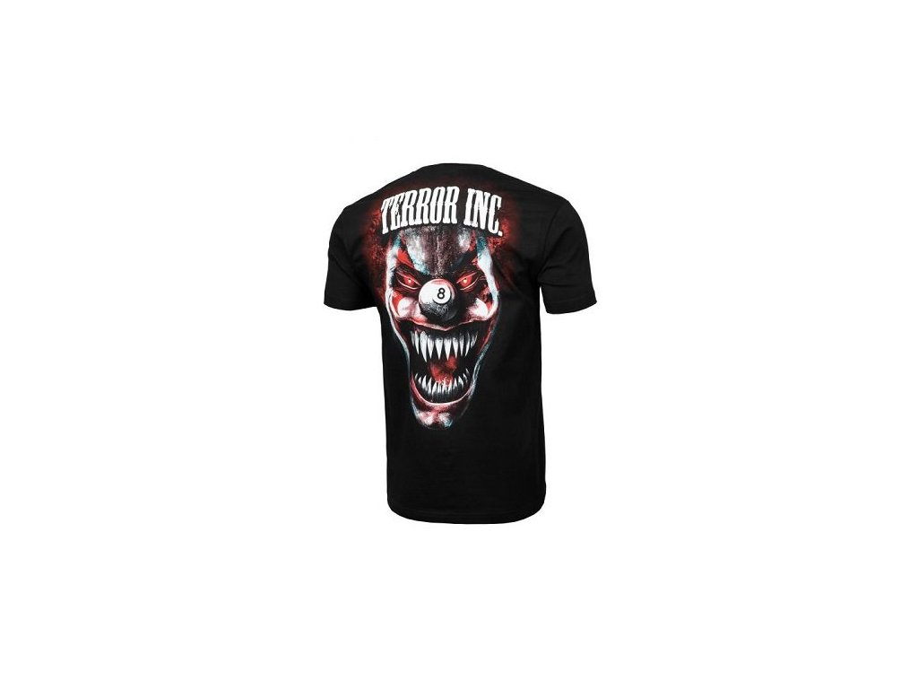pit bull koszulka terror clown czarny 32
