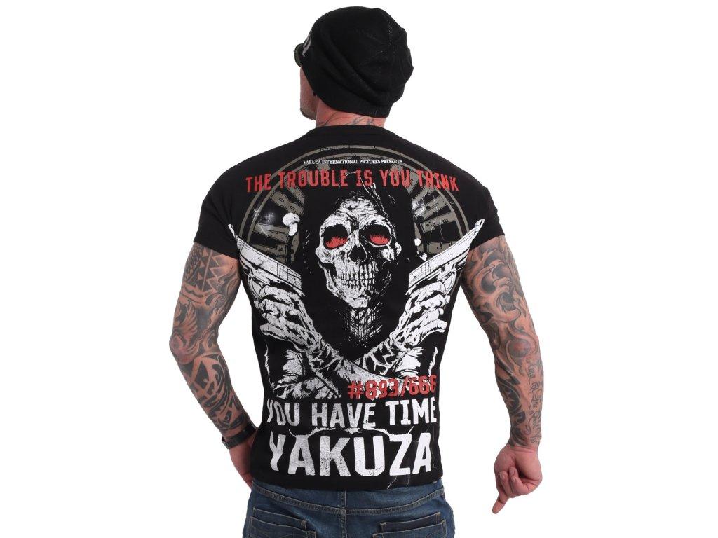 Yakuza Ink. - triko Trouble 18075