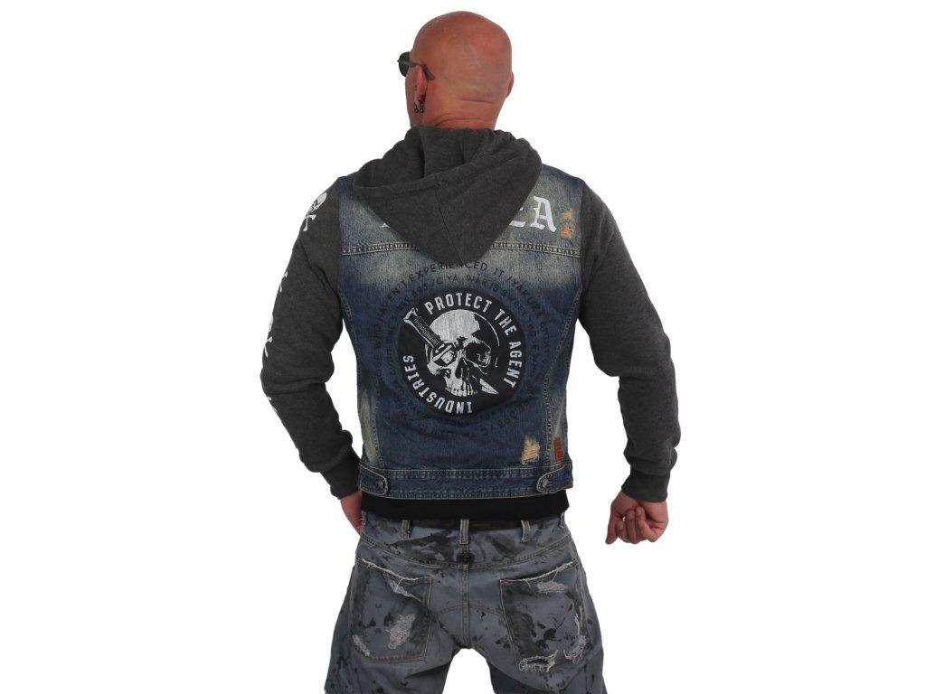 Yakuza Ink. - KPZJ jeans vesta Protect 15014