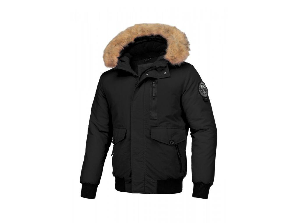 pitbull west coast panska zimni bunda firethorn cerna 1.217084881