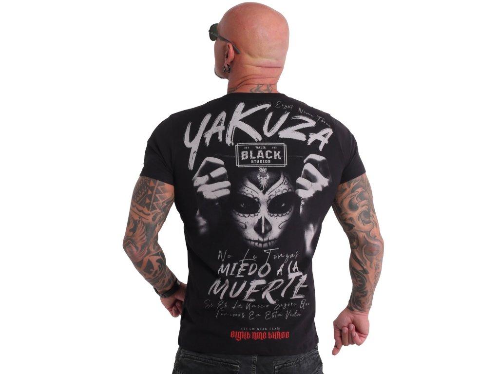 Yakuza Ink. - pánské triko Miedo 19036 schwarz