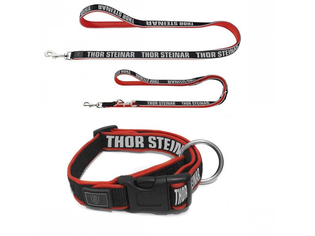 Thor Steinar - set vodítko-obojek Lova