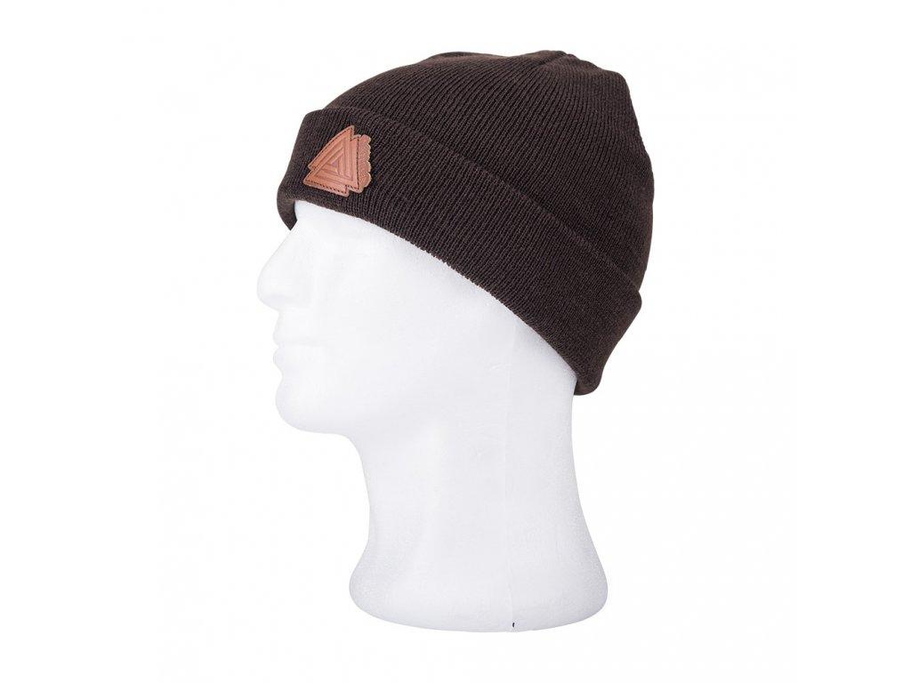 Thor Steinar - zimní čepice Viborg brown