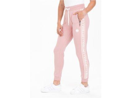 spodnie dresowe damskie french terry small logo 48