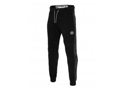 spodnie dresowe french terry small logo 8